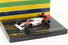 Ayrton Senna McLaren Mp4/4 #12 Mundial Japan GP F1 1988 1 43 Minichamps