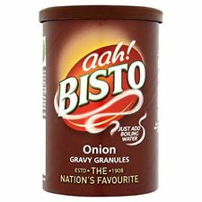 Bisto Onion Gravy Granules (170g) - UK/British