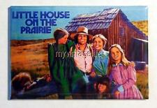 "Vintage LITTLE HOUSE ON THE PRAIRIE  side A Lunchbox 2"" x 3"" Fridge MAGNET"