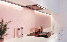 SAMPLE £13.89/M2 Subway Brick Flat Rose Baby Pastel Pink Ceramic Gloss Wall Tile
