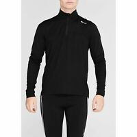 Sugoi Mens Titan Core Zip Top Cycle Jersey Long Sleeve Cycling Stretch