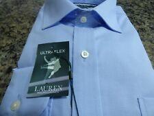 Ralph Lauren men long sleeve shirt, Size 17