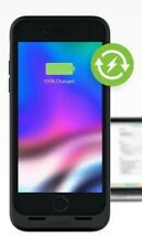 """Genuine Mophie Juice Pack Air Battery Slim Case Cover for iPhone 7/8 4.7""""- Black"""