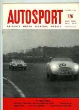 Autosport October 17th 1958 *Snetterton 3 Hours & Sunbeam Rapier*
