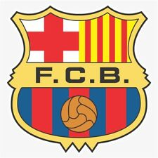 FC Barcelona UEFA DieCut Vinyl Decal Sticker Buy 1 Get 2 FREE