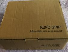 "Kupo 4-1/2"" Grip Head With 1- 1/8"" Stud and Receiver KG400512"