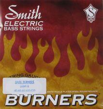 KEN SMITH BBL-5 BURNERS NICKEL PLATED BASS STRINGS, LIGHT GAUGE 5 's  40-120