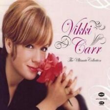 Vikki Carr - The Ultimate Collection (NEW 3CD)