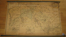 SCARCE Antique 1888 'Map of the Town of ANDOVER Massachusetts' Wall Map