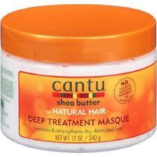 Cantu Shea butter natural hair deep treatment masque 340g