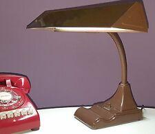 ART SPECIALTY FLEXARM DESK LAMP DECO VINTAGE OFFICE TASK LIGHT FLUORESCENT