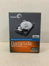 Seagate-Barracuda 500GB, ST3500641 AS-RK Desktop PC Hard Drive