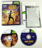 Jeu XBOX 360 VF  Kinect Star Wars avec la notice  Envoi rapide et suivi