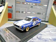 FORD Capri RS2600 Racing DRM 1973 #78 Klaus Ludwig General Anzeiger Trofeu 1:43