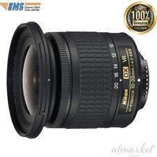 Nikon wide angle zoom lens AF-P DX NIKKOR 10-20mm f/4.5-5.6G AFPDXVR10-20G JAPAN