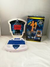 Star Wars Learning Activities Kids Laptop & Doctor Who Magnification Microscope