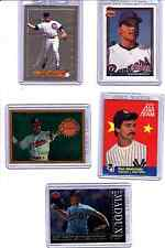GREG MADDUX 1995 UPPER DECK #5 OF 5 SPECIAL EDITION CHECKLIST -STORE