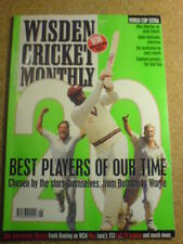 WISDEN - BEST OF OUR TIME - June 1999 Vol 21 # 1