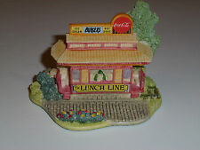 Coca Cola Country The Lunch Line, Figure, New,REDUCED, FREE SHIPPING, GT00335