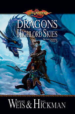 Dragons of the Highlord, Lost Chronicles Vol. 2 by Tracy Hickman & Margaret Weis