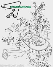 """McCulloch m13592rb / m13592hrb / m12592rb & partner p13592rb 36 """"Deck belt drive"""