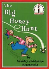 The Big Honey Hunt by Stan Berenstain 9780001713260 | Brand New
