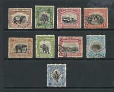 Single Edward VII (1902-1910) North Bornean Stamps