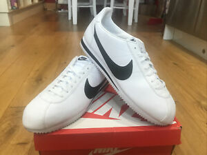 Men's Nike Cortez Trainers Size 13 White Worn Once