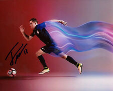 JORDAN MORRIS SIGNED 8X10 PHOTO MLS SEATTLE SOUNDERS FC SOCCER TEAM USA!!!!!!!!!