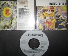 CD She Gets Out The Scrapbook The Best Of Furniture - New Wave Cure Joy Division