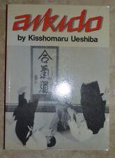 AIKIDO BY KISSHOMARU UESHIBA - ANNO: 1985 IN INGLESE (SO)