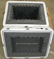 8145-00-540-1762 Pelican Hardigg Case 3182B-1 22 x 16 x 16 w/ Foam, Latches, ...