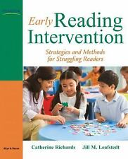 NEW - Early Reading Intervention: Strategies and Methods for Struggling Readers