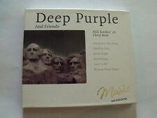 CD Deep Purple and Friends Still rockin'at their Best
