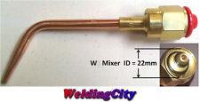 WeldingCity Acetylene Welding Nozzle Heating Tip 0-W #0 Victor 300 Torch | USA