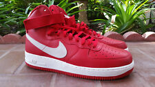 Nike Lab Air Force 1 One AF1 Mid China red white 743546 600 Premium PRM QS Nai K