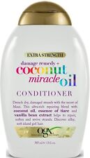 OGX Extra Strength Damage + Coconut Miracle Oil Conditioner 13 oz