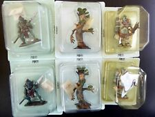 Herr der Ringe  ❌ 6 Fantasy Figuren Orks ua. 1/32 Neu ❌  Del Prado Legend