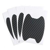 4pcs Black Car Door Handle Films Sticker Protector Anti Scratch Protect Tool #gq