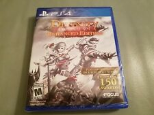 = DIVINITY ORIGINAL SIN ENHANCED EDITION PlayStation 4 BRAND NEW SEALED PS4 ! =
