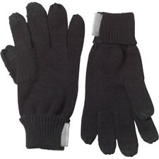 French Connection Mens FC Touch Screen Gloves, Black, Small/Medium, BNWT