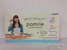CASIO pomrie stamp maker Wi-Fi / USB PC support special SET STC-W10 NEW F/S