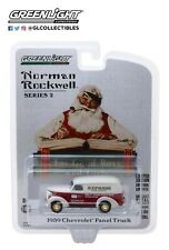 GreenLight 1:64 Norman Rockwell Series 2 - 1939 Chevrolet Panel Truck 54020-A