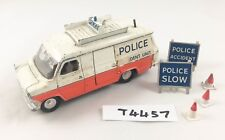 RARE VINTAGE DINKY # 287 POLICE FORD TRANSIT ACCIDENT UNIT DIECAST CAR 1967