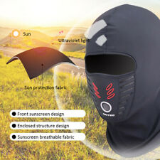 Windproof Outdoor Motorcycle Cycling Hat Fleece Neck Warmer Full Face Mask Cap