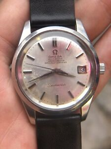 Omega seamaster 168.024 for parts and repair