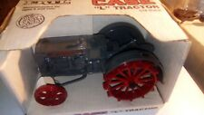 Vintage Farm Tractor Case L on Steel  1/16 NIB Box USA ERTL Diecast