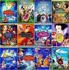 Walt Disney 12 Classics Movie Collection Lot Dvd 12-Disc Box Set Fast Shipping