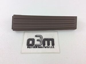 2009-2014 Ford F-150 King Ranch Passenger Side Tail Gate Flex Step Cover new OEM