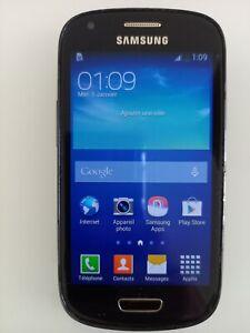 Samsung smartphone gsm Galaxy S3 III mini GT-I8200N 8GO désimlocké
